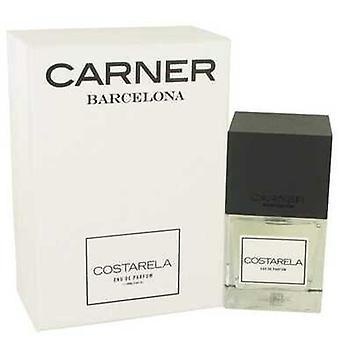 Costarela By Carner Barcelona Eau De Parfum Spray 3.4 Oz (women) V728-534967