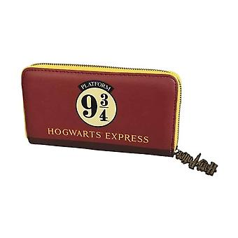 Harry Potter Hogwarts Express Clutch Purse