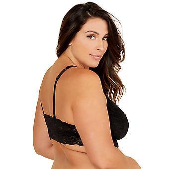 Cosabella nunca dice nunca más tamaño mujeres's encaje no acolchado no acolchado maternidad suave sujetador