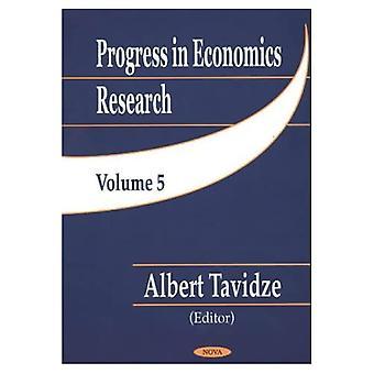 Pokrok v ekonomickém výzkumu