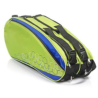 Waterproof Tennis Professional Racquet Sports Bag, Badminton Backpack