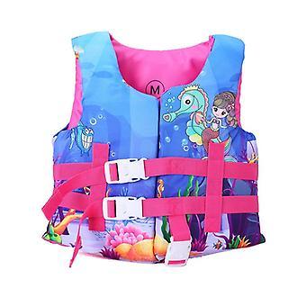 Kids Life Vest Floating Jacket Zwempak Zonnebrandcrème Floating Power Zwembad