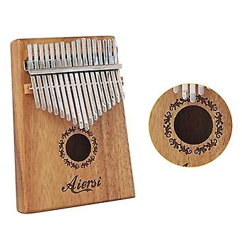 Gecko Kalimba Duim Piano Calimba Musical met Song Instructie Boek Tune
