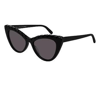 Stella Mccartney Sc0163s 002 52 Falabella Black Ladies Sunglasses