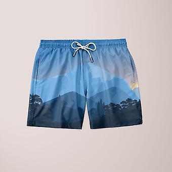 Shorts de beauté nature