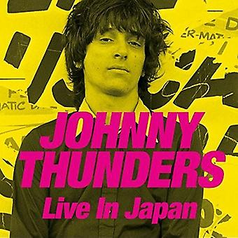 Thunders*Johnny - Live in Japan [CD] USA import