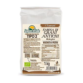 Ancient Tuscan Grain Flour Type 2 1 kg of powder