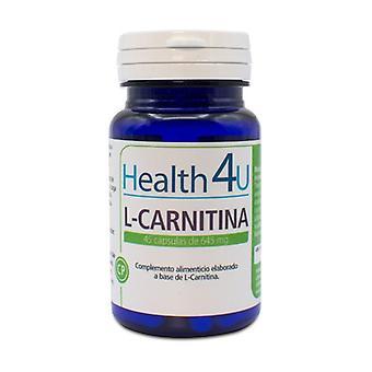L-carnitine None