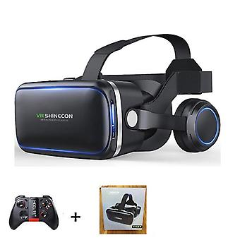 6.0 Virtual Reality, 3D-Brille Headset für Smartphone und Iphone