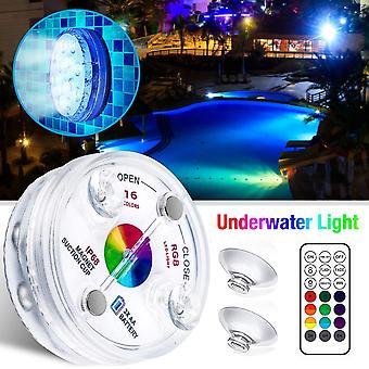 Underwater Light, Ip68 Waterproof Wear-resistant Led Submersible Swimming Pool
