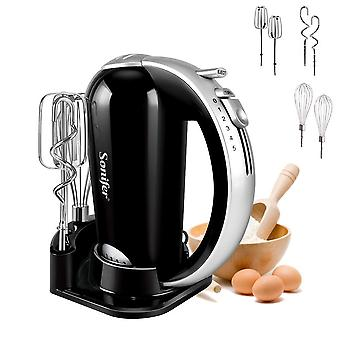 Food Mixers Stainless Steel Dough Mixer Egg Beater Dough Blender With Electric