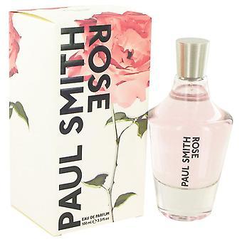 Paul smith rose eau de parfum spray kirjoittanut Paul Smith 100 ml