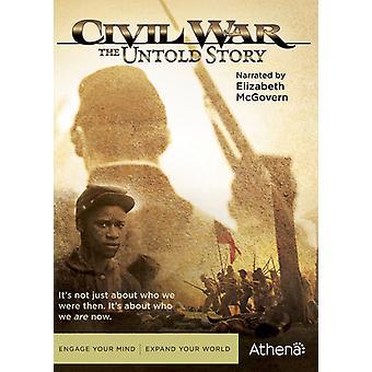 Borgerkrigen: Untold Story [DVD] USA importen