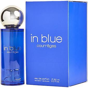 Courreges In Blue Eau de Parfum Spray for Women 90 ml