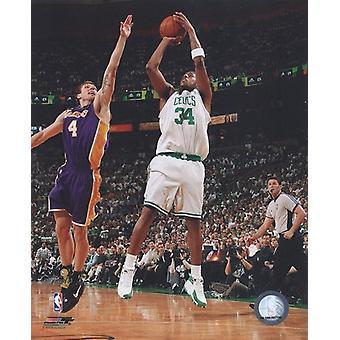 Paul Pierce spill 1 2008 NBA finalen handling #2 Sports bildet