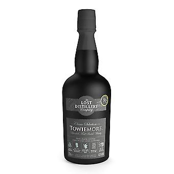 Towiemore classic selection from the lost distillery company. 700ml, 43% abv, non chill filtered, bl