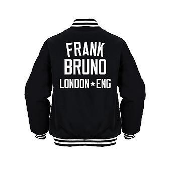 Frank Bruno Boxing Legend Jacket
