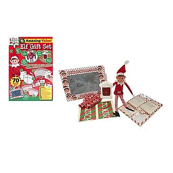Elves Behaving Badly 70 Piece Elf Gift Set