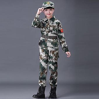 Halloween Fancy, Army Cosplay Kostüme, Militäruniform, Trainingsjacken