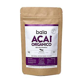 Organic acai 125 g of powder