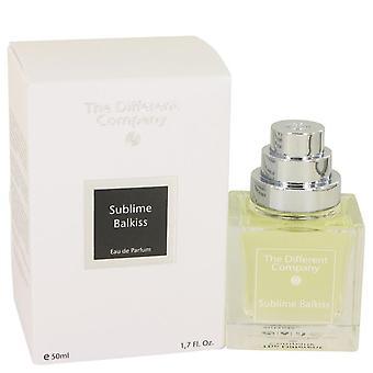 Sublime Balkiss Eau De Parfum Spray By The Different Company 1.7 oz Eau De Parfum Spray