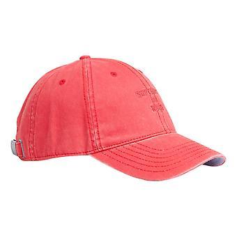 Superdry Shoreline Cap - Vintage Red