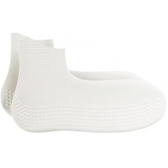 SwimExpert Latex Socks - White