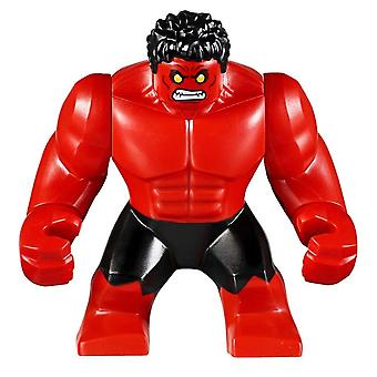 Super Hero Hulk Big Blocks, Minifigure