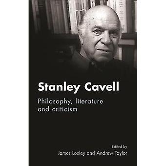 ستانلي كافيل -- الفلسفة -- الأدب والنقد من قبل Loxley -- جام