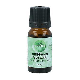 Organisk Oregano Vulgar eterisk olja 10 ml