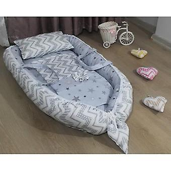 Cotton Babynest And Cloth, Baby Mother Lap And Bed