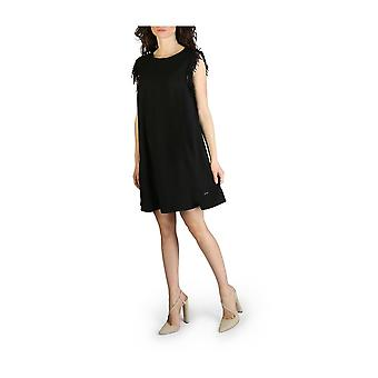 Yes Zee - Clothing - Dresses - A204-EH00-0801 - Women - Schwartz - L