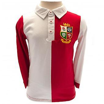 British & Irish Lions Rugby Jersey 2-3 Years