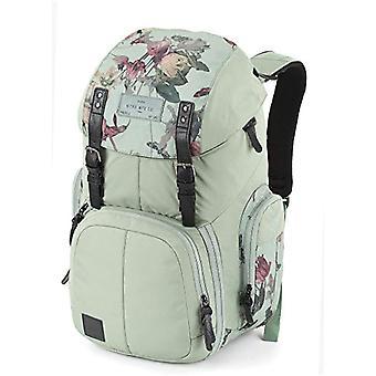 Nitro Weekender Pack'15, Unisex-Adult Backpack, Dead Flower, 23x55x38cm / 42 Liter