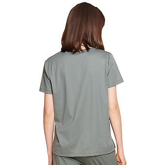 Féraud Casual Chic 3211039-10005 Women's Multicoloured Striped Cotton Pyjama Top