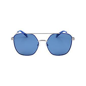 Polaroid - Аксессуары - Солнцезащитные очки - PLD6058S-PJP - Мужчины - синий, серебристый