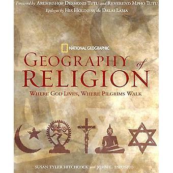 Geografie van religie 9780792259107