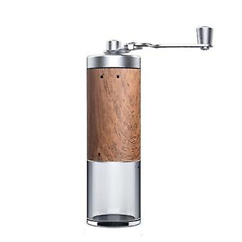 Portable Wooden Manual Coffee Grinder Hand crank