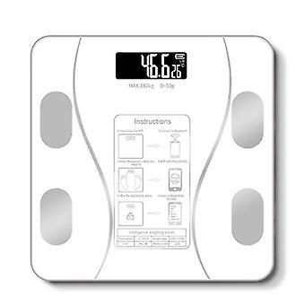 Gerui Weight Bathroom Digital Weight Scale(White)