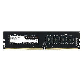 Team Elite Plus Geen Koellichaam (1x8GB) DDR4 2400MHz Zwart DIMM