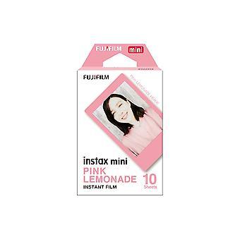 Fujifilm Instax Mini Rose Limonade Photo Film 10 Pack