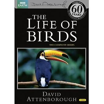 Leven van Vogels DVD