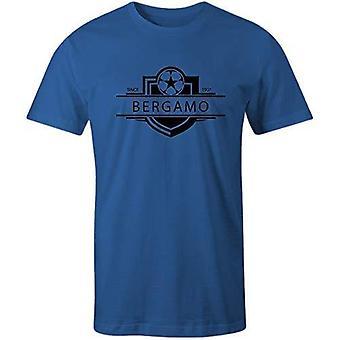 Urheiluimperiumi atalanta 1907 perustettu merkki jalkapallo t-paita