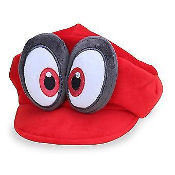 سوبر ماريو أوديسي قبعة الكبار الاطفال أنيمي Cosplay قبعات