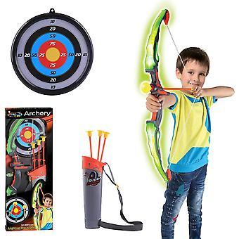 Barnas bue og pil pedagogiske leker