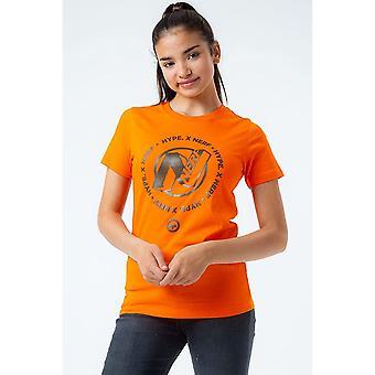 Hype Kinder/Kids Logo Nerf T-Shirt