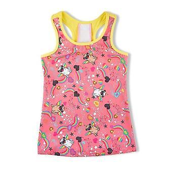 Sleeveless Printed Pattern Dress