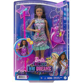 Barbie Big City Big Dreams Chantant Barbie Brooklyn Doll