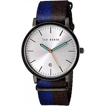 Reloj de hombre Ted Baker Blue Nylon 10026315