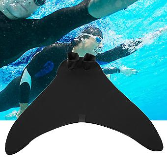 السباحة تدريب الأطفال / الكبار السباحة زعانف حورية البحر السباحة زعانف القدم